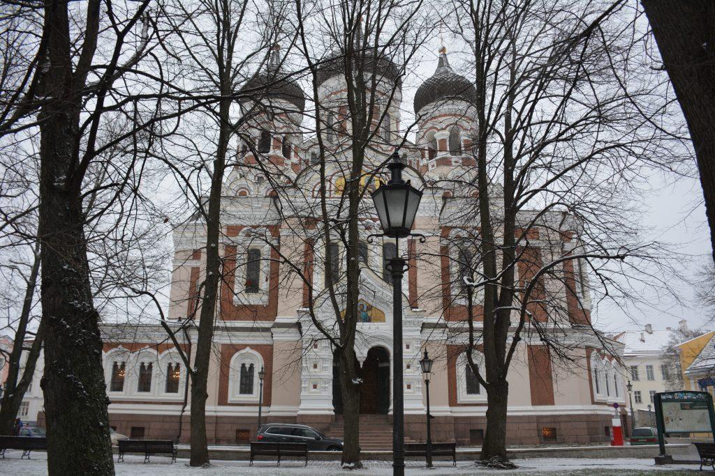 Alexander Nevsky Cathedral,