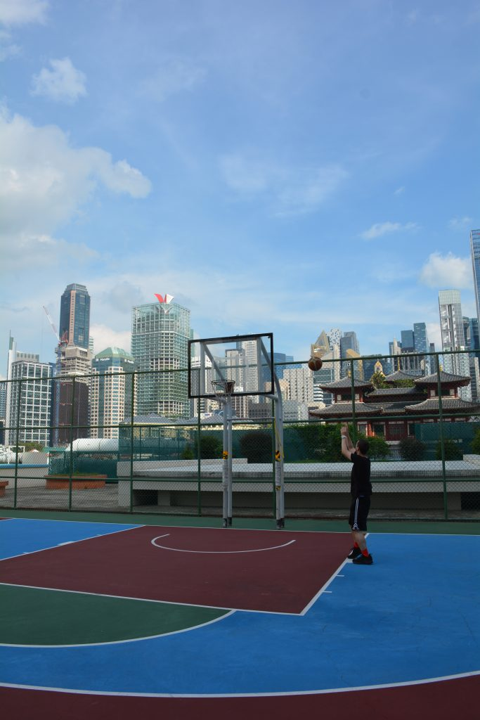 Chinatown Court